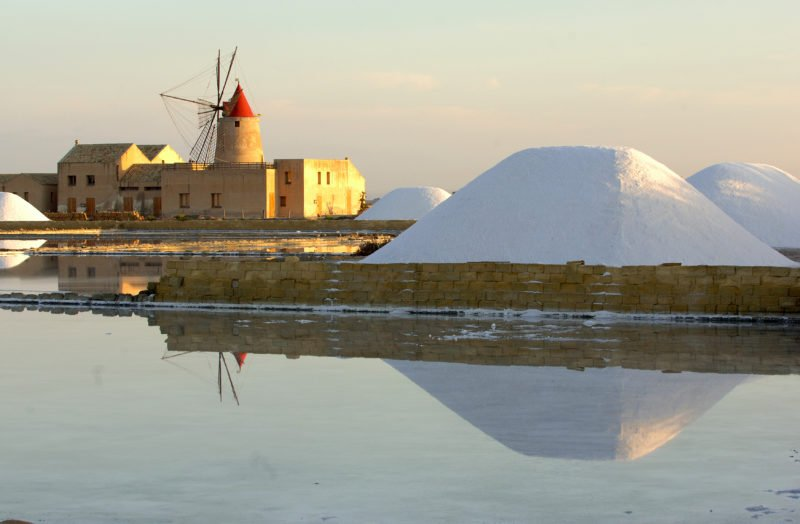 Saline bei Marsala
